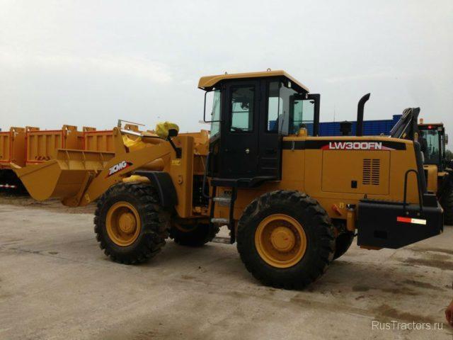 XCMG LW300FN