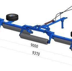 кольчато-зубчатые типа ККЗ-10,6Н-0,1 460 мм