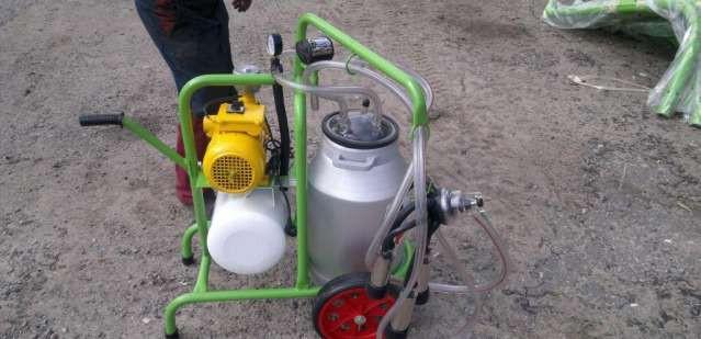 аппарат 1 пульсатор 1 бидон
