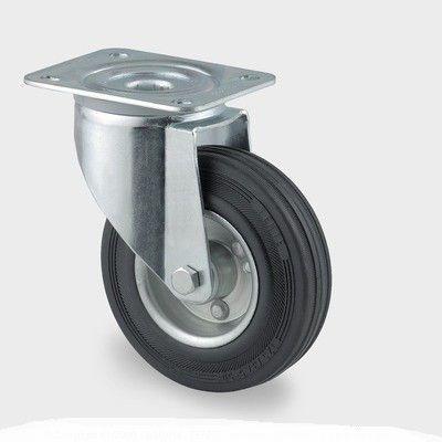 поворотные колеса, комплект к ГСТо-1000