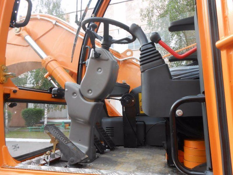 кабины экскаватора EW-1400 #2