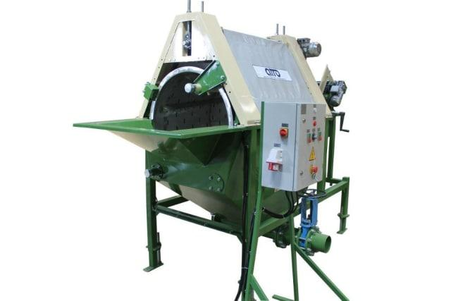 оборудование для мойки картофеля