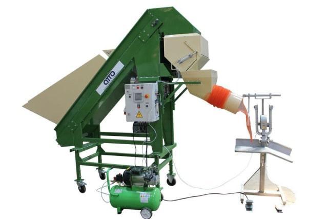 фасовочное упаковочное оборудование для овощей