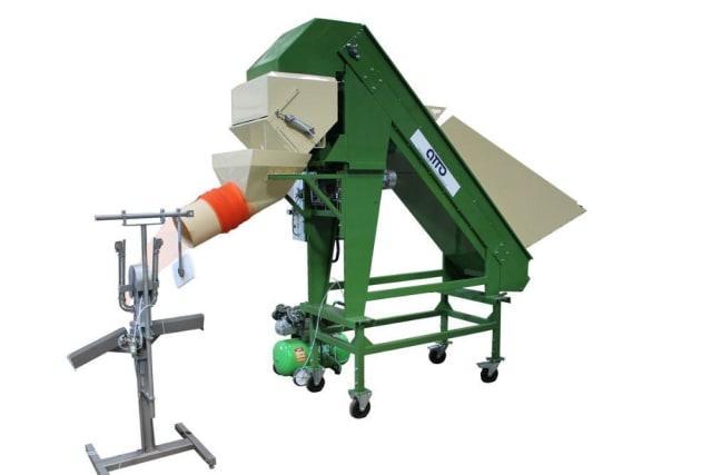 оборудование для фасовки картофеля