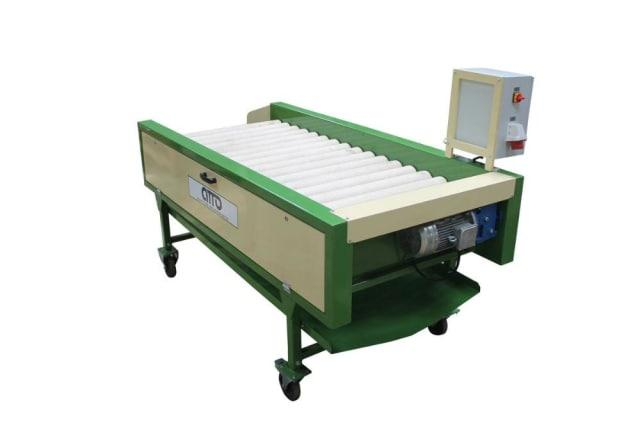 машина по фетровой сушке овощей
