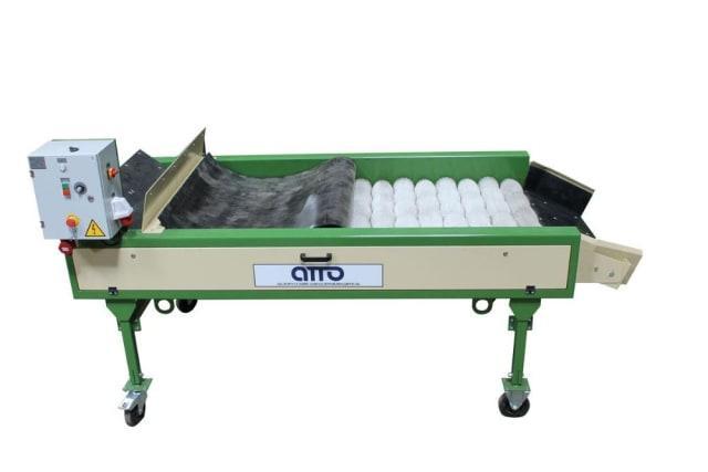 оборудование для сухой очистки картофеля
