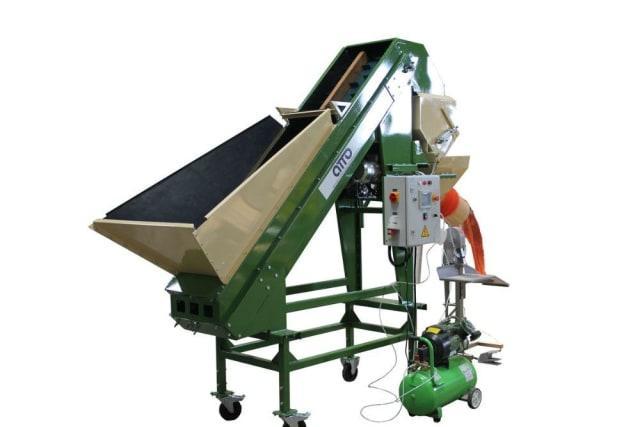 оборудование для упаковки картофеля
