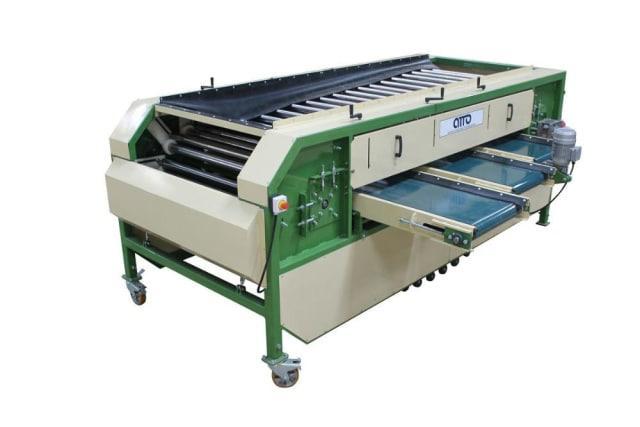 оборудование для калибровки овощей