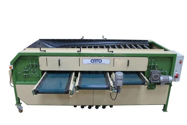 оборудование для сортировки овощей