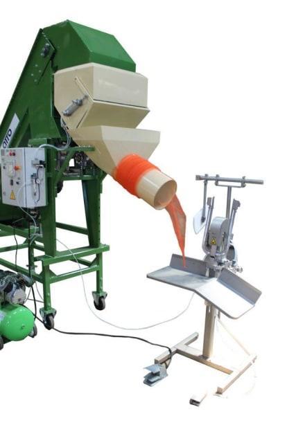 оборудование для фасовки лука