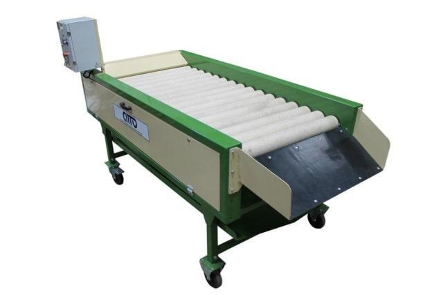 оборудование для фетровой сушки овощей