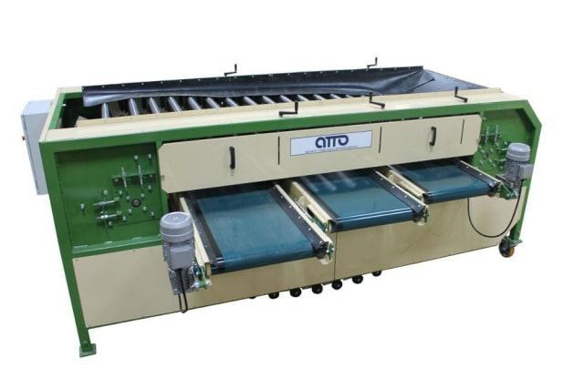 оборудование для калибровки лука