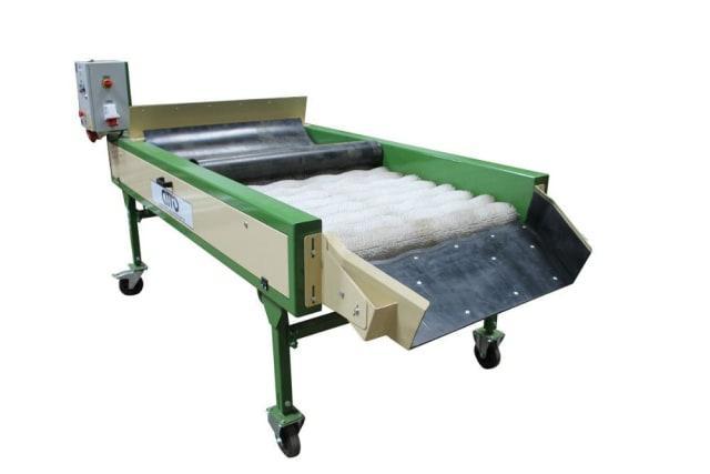 оборудование для сухой очистки овощей