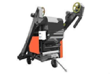 Очиститель вороха самопередвижной ОВС-25 - Изображение3