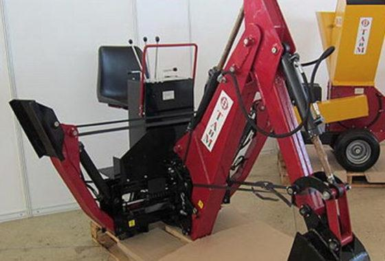 3 Оборудование экскаваторное ЭТМ-320.01.00.000 к МТЗ-320