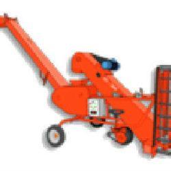 Зернометатель самопередвижной ЗМС-100-1-Ч (ЗМС-140-1-Ч)