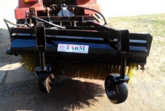 Оборудование щеточное  ЩО-1500.00.00.000 к МТЗ-320