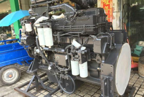 6D170 ENGINE assy