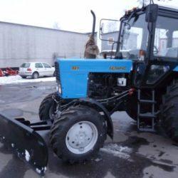1 отвала коммунального снегоуборочного ОС-2.4