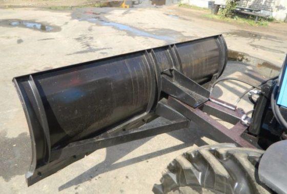 2 отвала коммунального гидроповоротного ОС-2.4