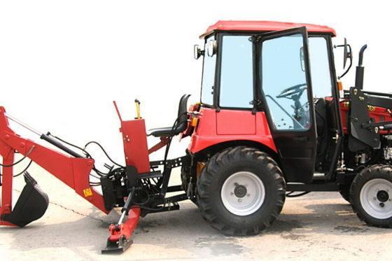 2 Оборудование экскаваторное ЭТМ-320.01.00.000 к МТЗ-320