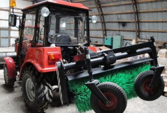 2 Оборудование щеточное ЩО-1500.00.00.000 к МТЗ-320
