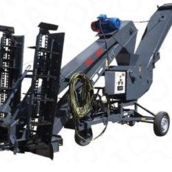 Зерноперерабатывающий комплекс ЗПК-01 на базе зернометателя ЗМС-100