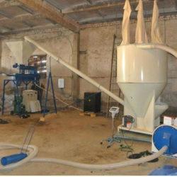 Завод ПРОК-700М + Гранулятор + Увлажнитель