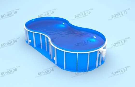 Баня с бассейном - Изображение2