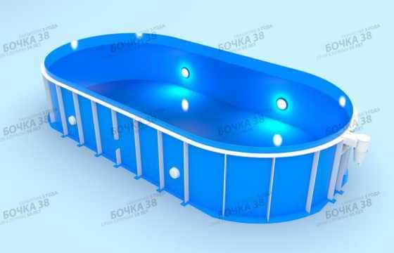 Каркасный бассейн - Изображение5