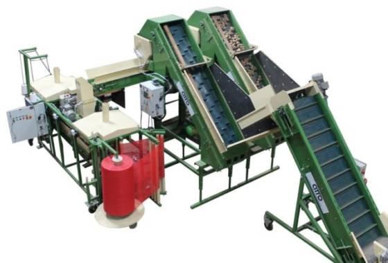 оборудование для упаковки лука