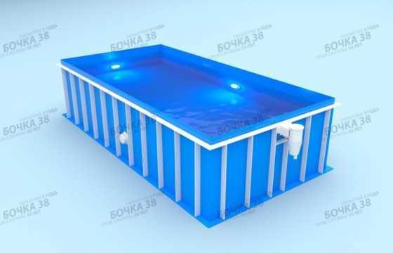 Каркасный бассейн - Изображение2