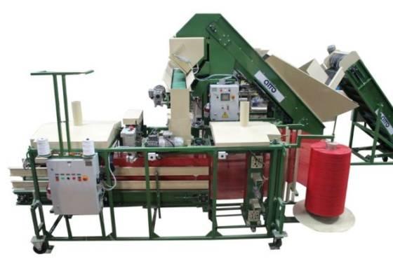 оборудование для упаковки овощей