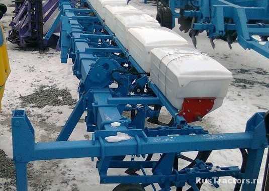 КМН-5,4 с внесением удобрений, с транспортным устройством, ПОД СВЕКЛУ