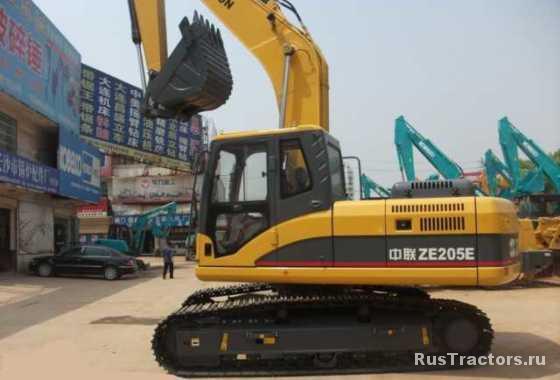 ZOOMLION-ZE205E-Excavator (1)