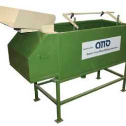 оборудование для полировки картофеля