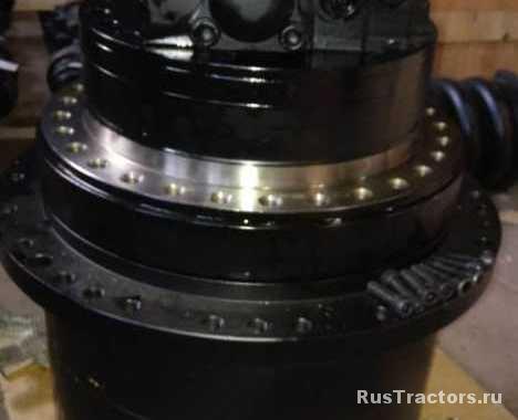 Редуктор хода для экскаватора Hyundai R210LC-7 - Изображение1