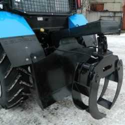 бревен ЗБН-1500 с плитой фото1