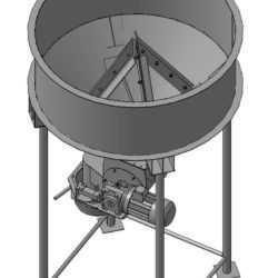 Бункер Накопитель с Растаривателем БИГ-БЭГ