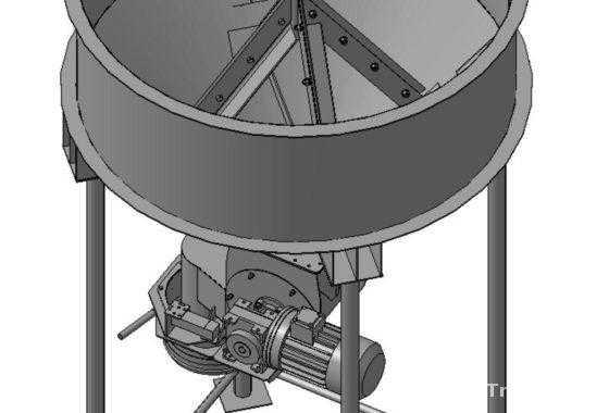 Бункер Накопитель с Растаривателем БИГ-БЭГ - Изображение1
