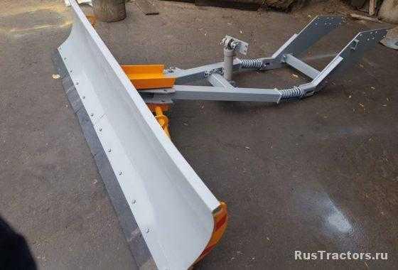 гидроповоротного отвала УМК-82ГП №5