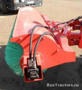 2 щеточного оборудования ПФН-0,9