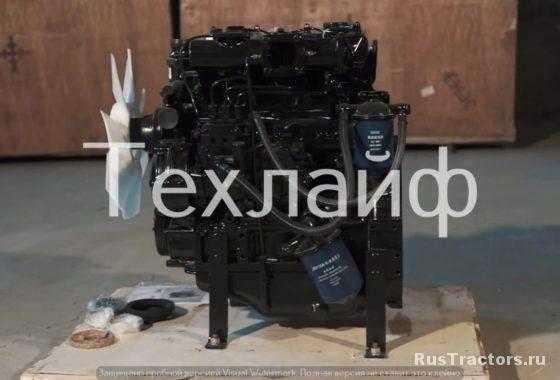 Двигатель Shanghai ZN390Q Евро-2 на фронтальные и вилочные погрузчики. - Изображение4