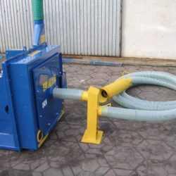 2. Дробилка 30 кВт. пнев. забор