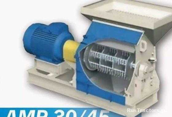 Дробилка зерна ДМР-30 45
