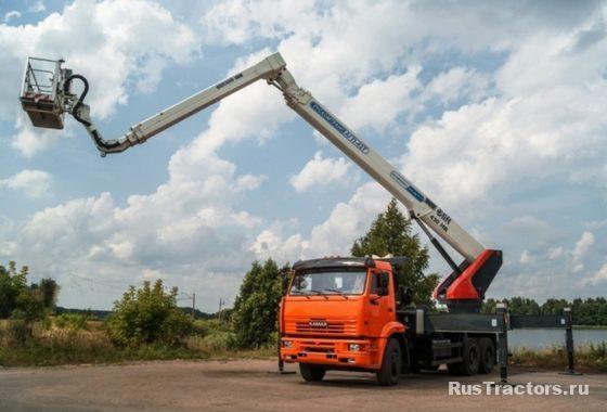 teleskopicheskij-podemnik-KAMAZ-6520