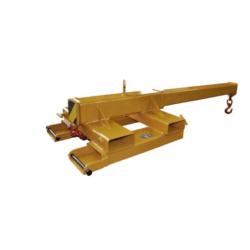 Кран-балка стрела телескопическая