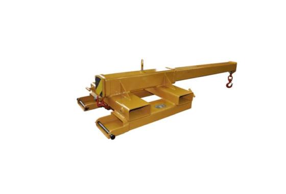 Кран-балка стрела телескопическая - Изображение1