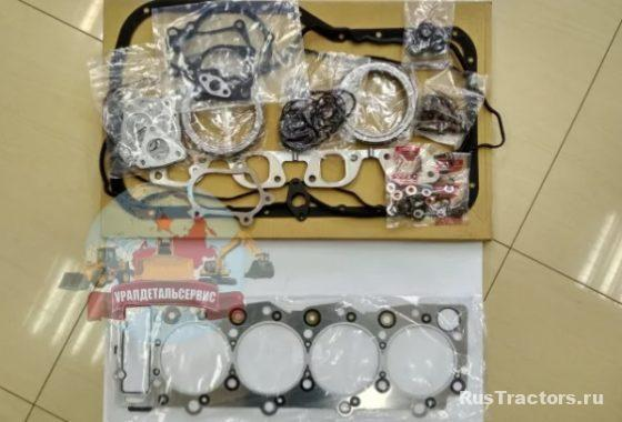 прокладок 5878148901 Isuzu 4HK1 Hitachi