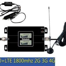 Усилитель сигнала сотовой связи 900 MHZ + 1800 MHZ + 2,3,4 G